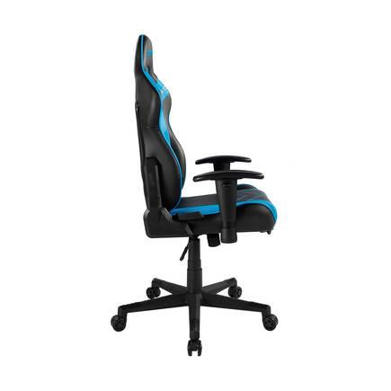 DXRacer Optimum Serisi Profesyonel Çalışma ve PC Oyun Koltuğu - Siyah Mavi - Thumbnail