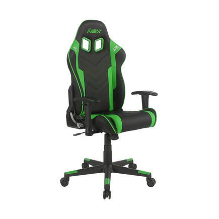 DXRACER - DXRacer Profesyonel Çalışma ve PC Oyun Koltuğu - Siyah Yeşil