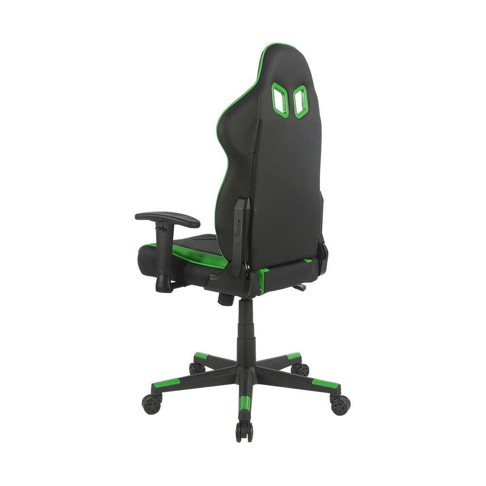 DXRacer Profesyonel Çalışma ve PC Oyun Koltuğu - Siyah Yeşil