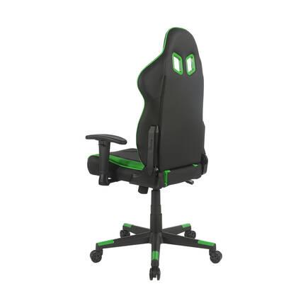 DXRacer Profesyonel Çalışma ve PC Oyun Koltuğu - Siyah Yeşil - Thumbnail