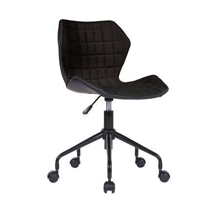 Adore Mobilya - Handy Mate Retro Çalişma Sandalyesi - Siyah