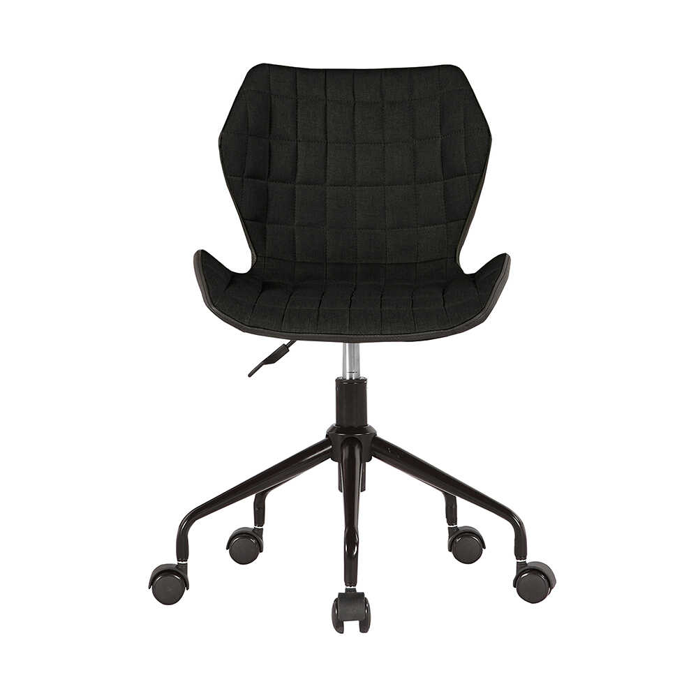 Handy Mate Retro Çalişma Sandalyesi - Siyah