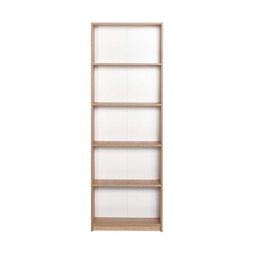 Modern 5 Raflı Kitaplık - Sonoma