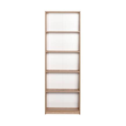 Modern 5 Raflı Kitaplık - Sonoma - Thumbnail