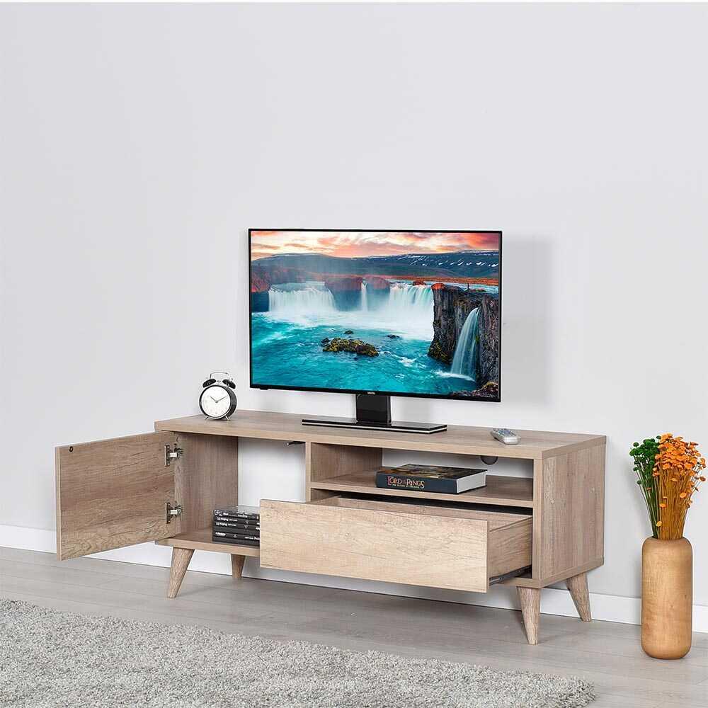 Retro Çekmeceli Tv Sehpası - Tori